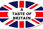 taste of britain logo